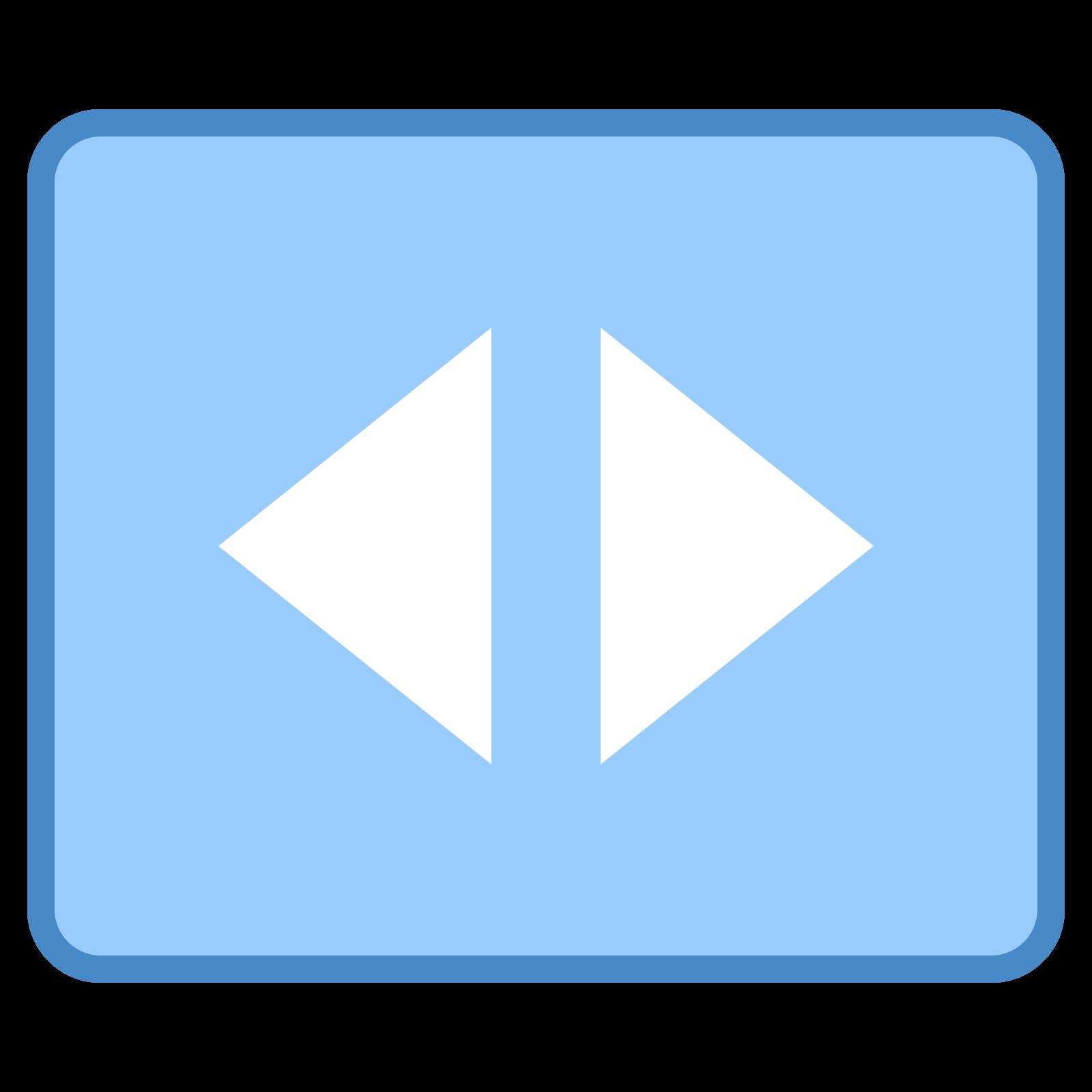 Okienko nawigacji icon