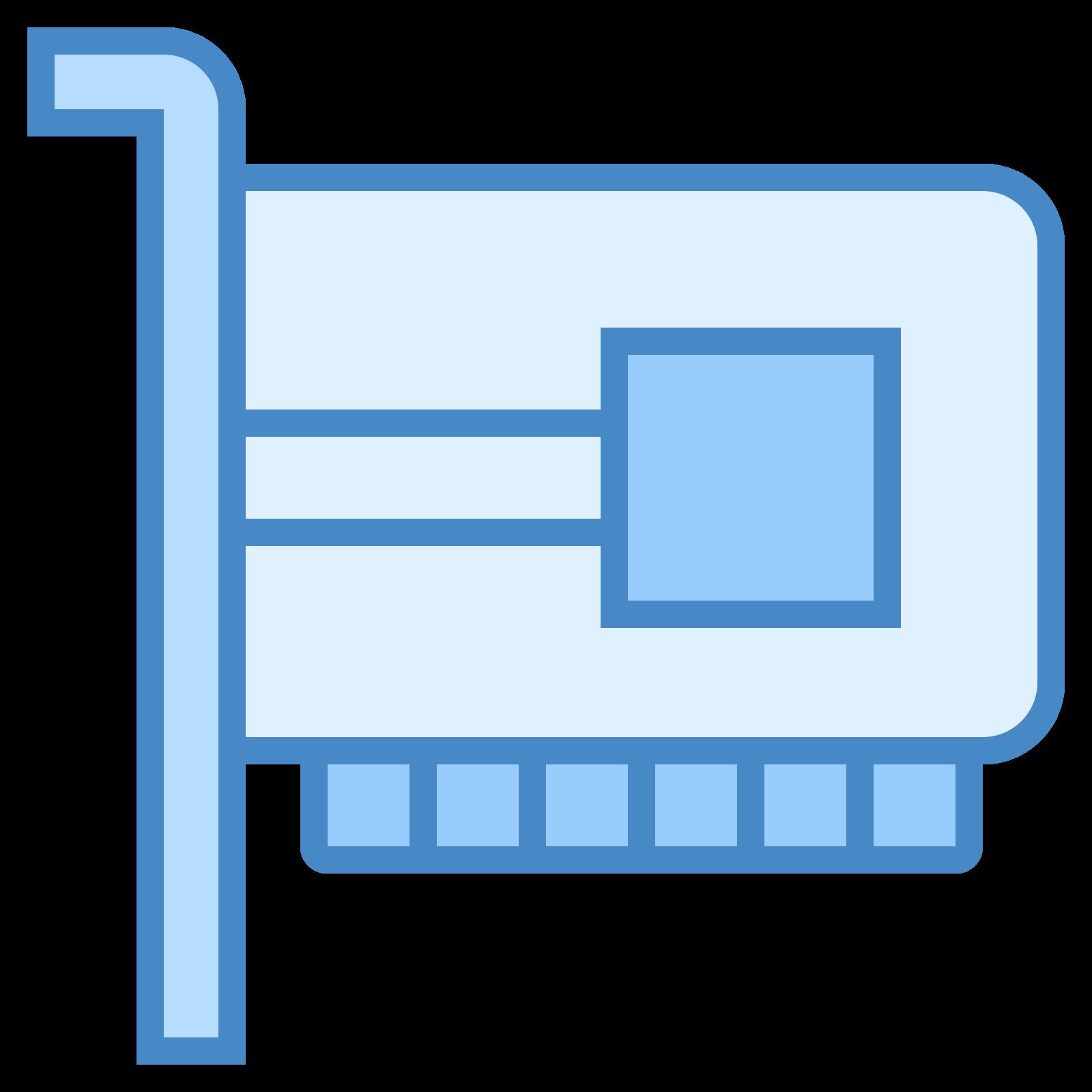 Karta sieciowa icon