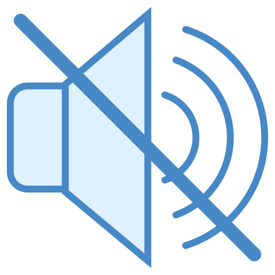 Brak dźwięku icon. This is a picture of a no audio icon.  This logo has three backwards c to denotes that sound is coming from it but the line on the backward c means that no sound is coming from it.  Then you have a picture of rectangle with a  bottom part of the wire hanger attached.