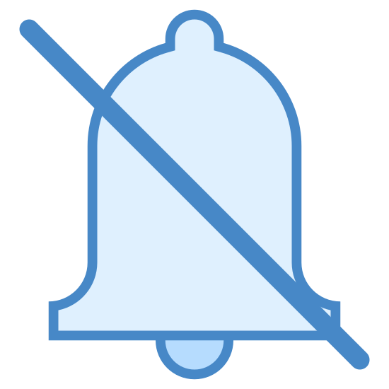 No Reminders icon