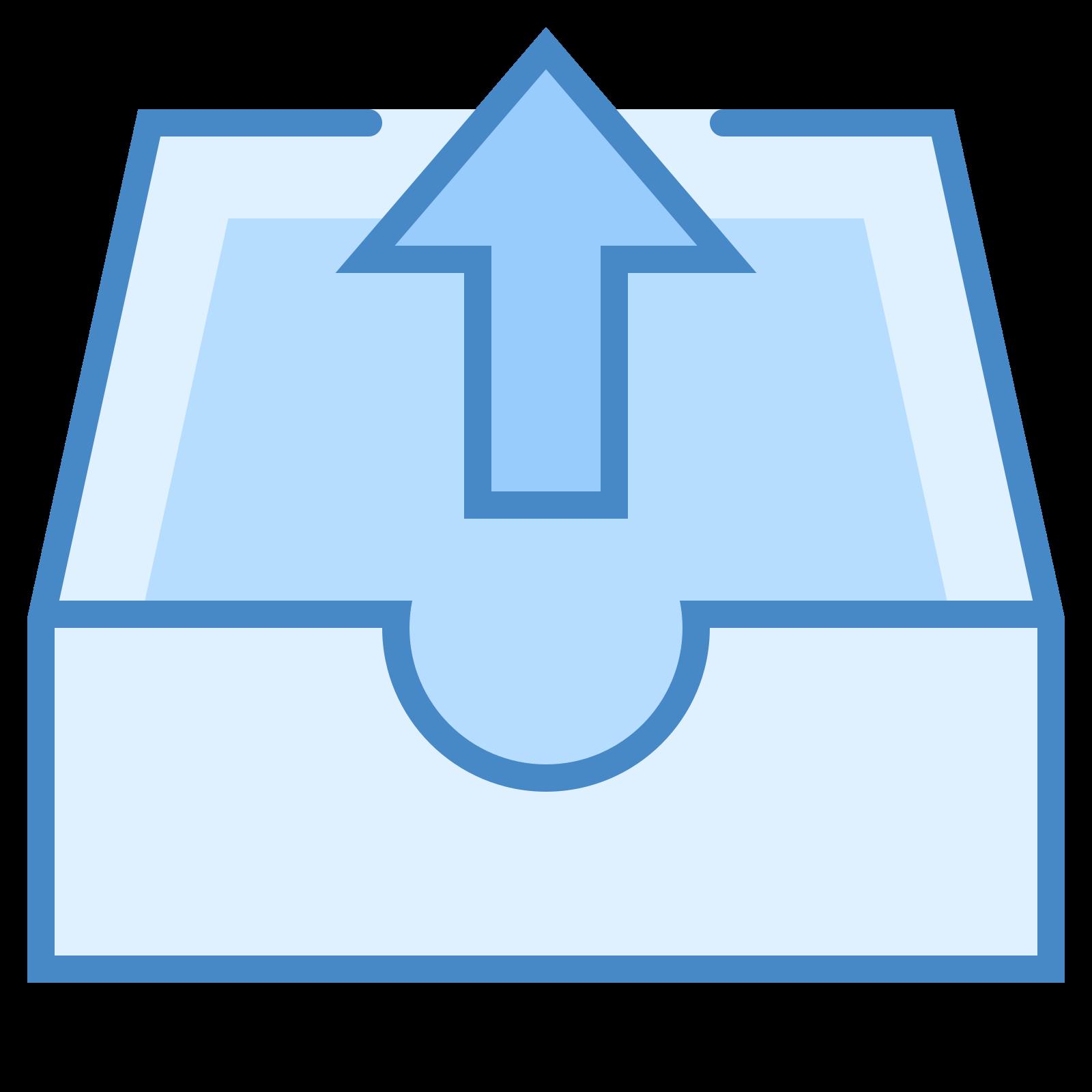Skrzynka nadawcza icon