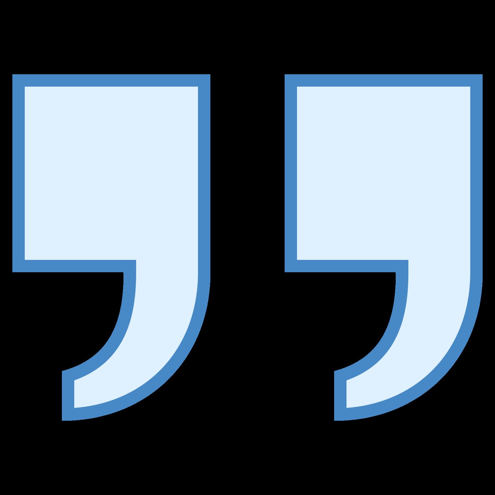 Cytat z prawej icon