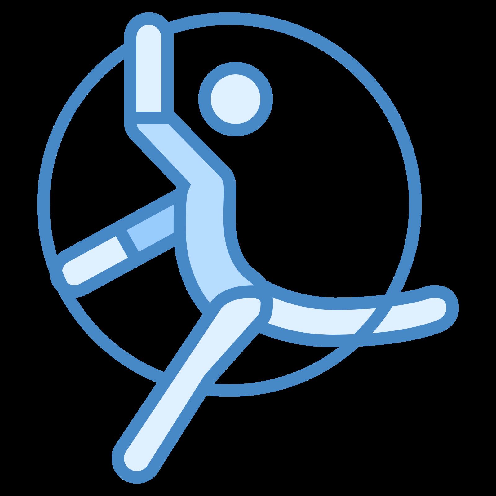 Gimnastyka rytmiczna icon