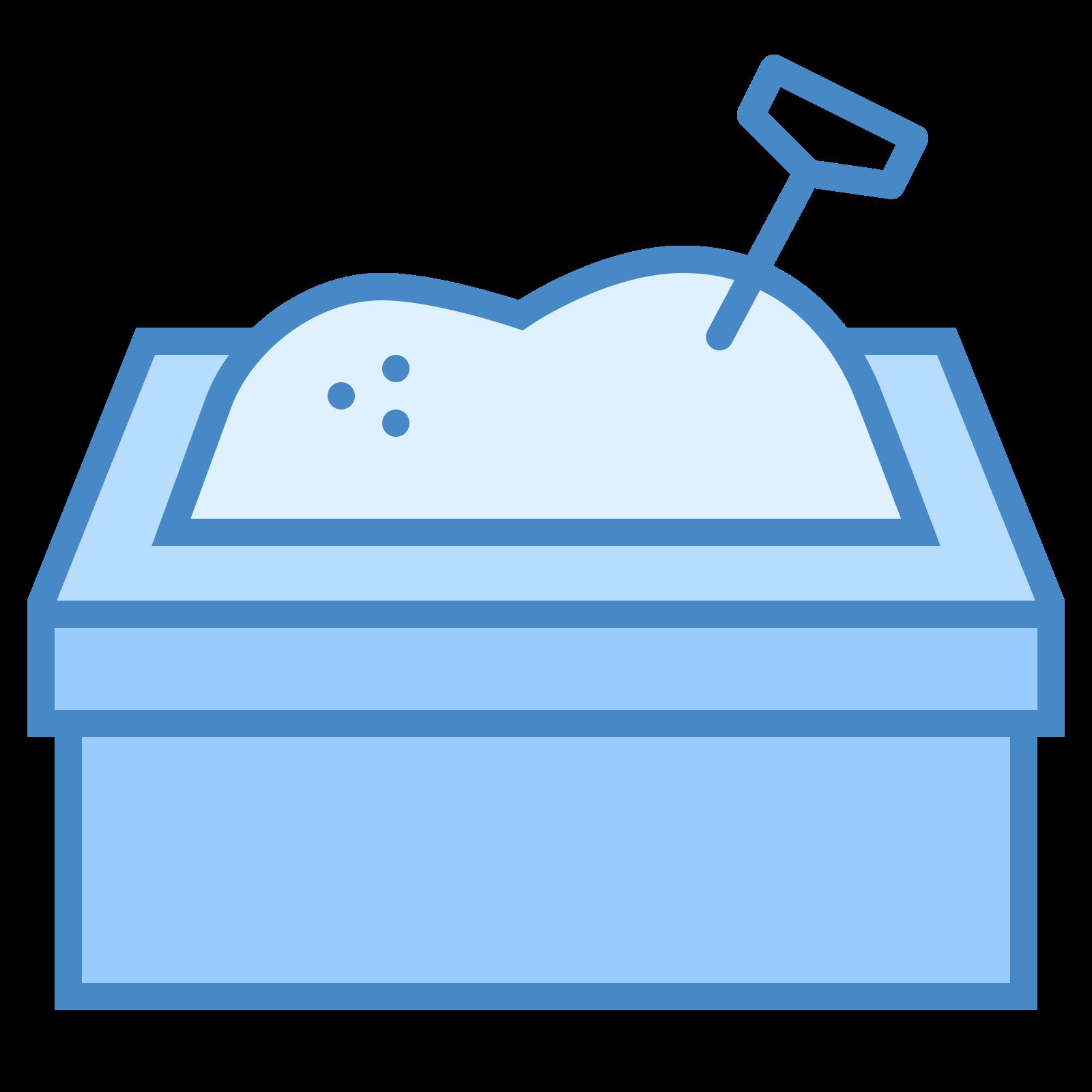 Bac à sable 2 icon