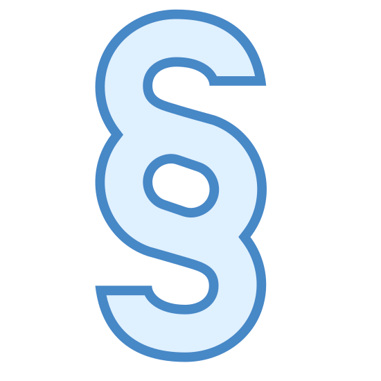 Sekcja icon. The icon is shape like two horizontal S shapes. However they are not separate, instead they over lap a bit. The bottom of the top S connects to the middle of the bottom one and the top of the bottom S connects with the middle of the top one.