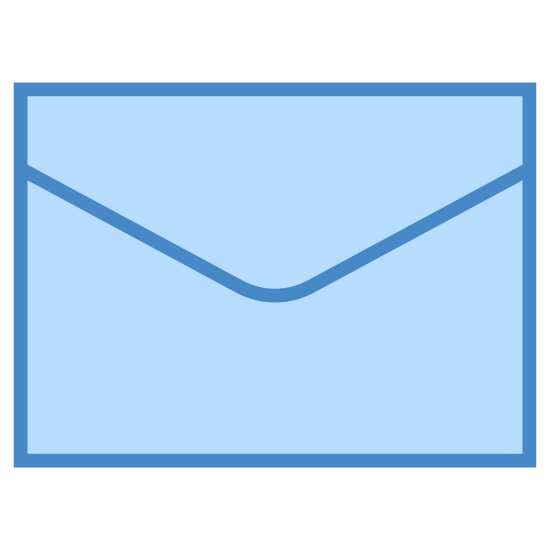 Secured Letter icon. Message is a notification that is received when you get a new email or something similar. It is represented by a envelope to notify you something is there.
