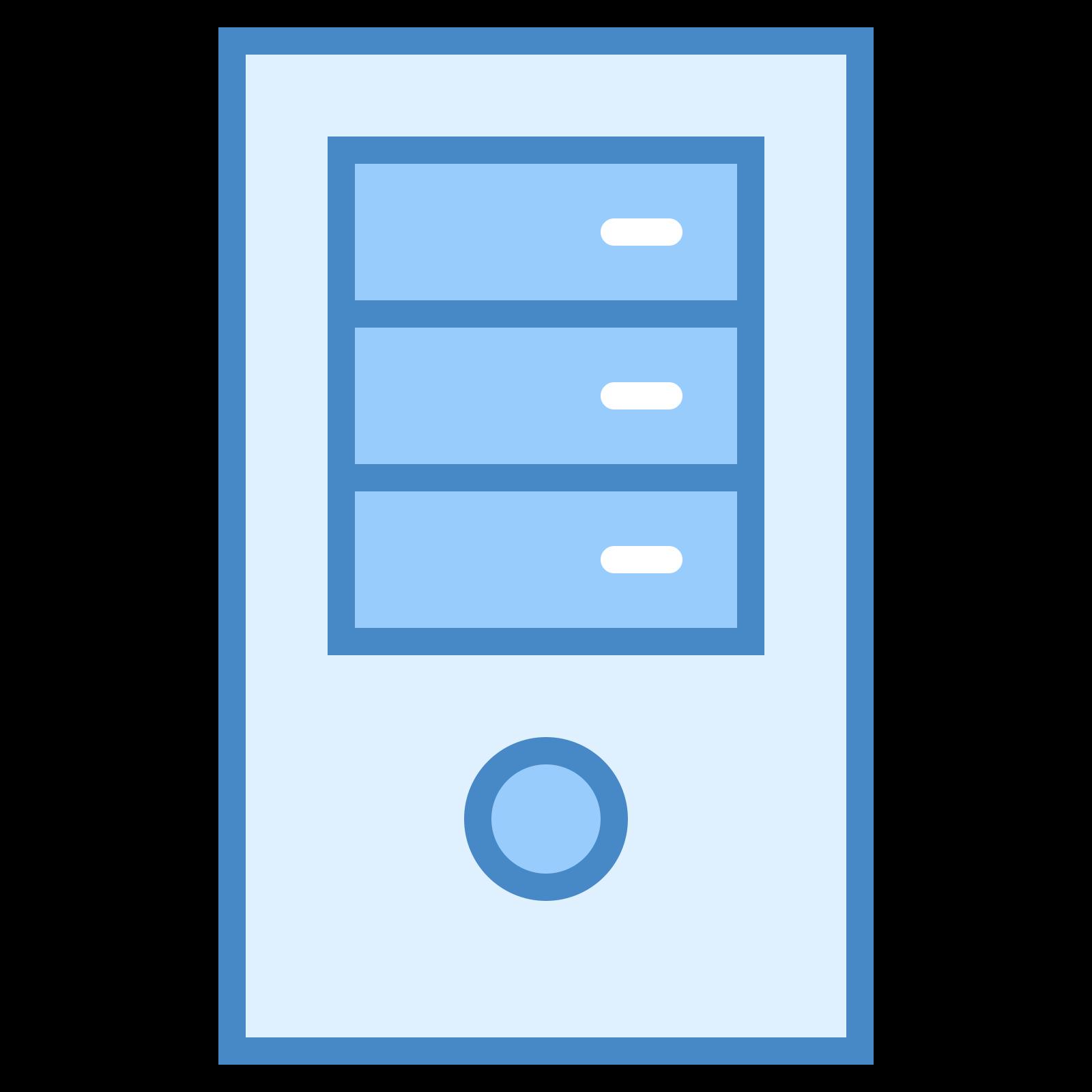 サーバ icon