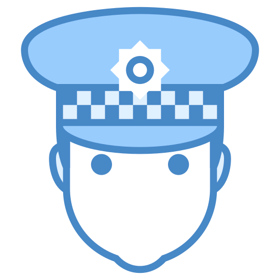 UK Police Officer icon