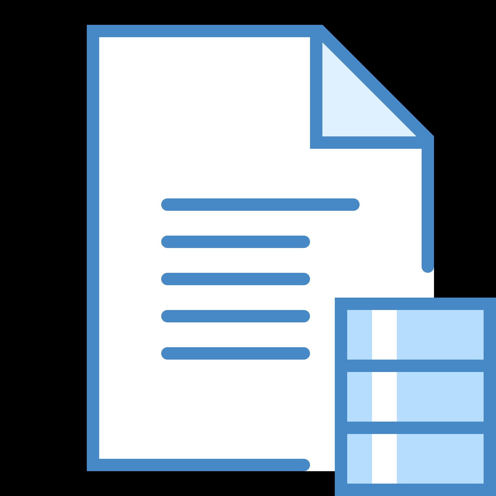 Upload Link Document icon