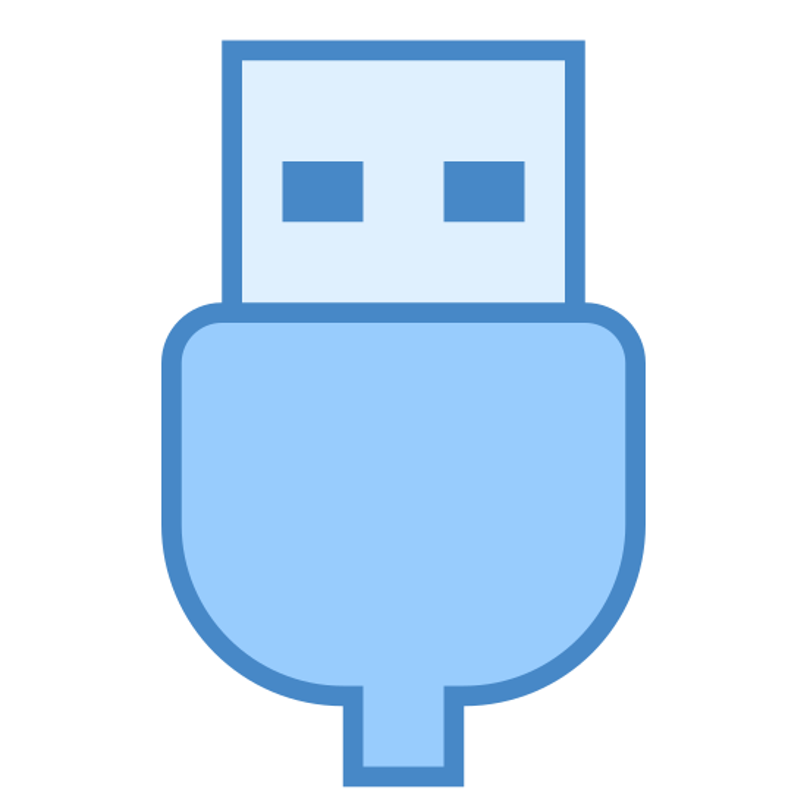 USB 2 icon