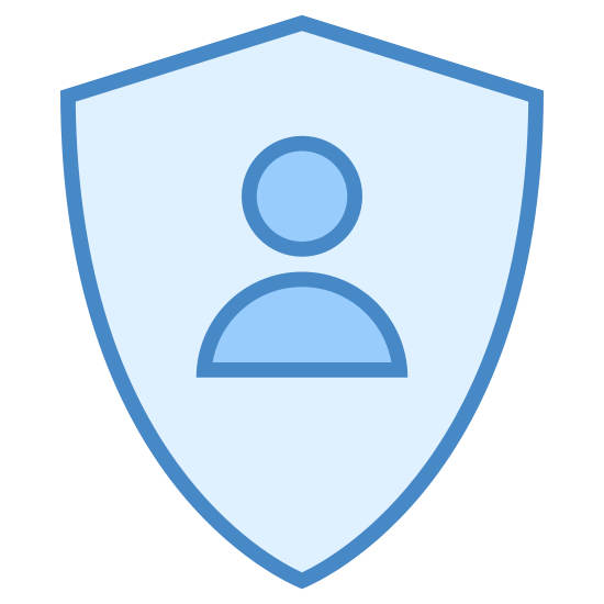 User Shield icon