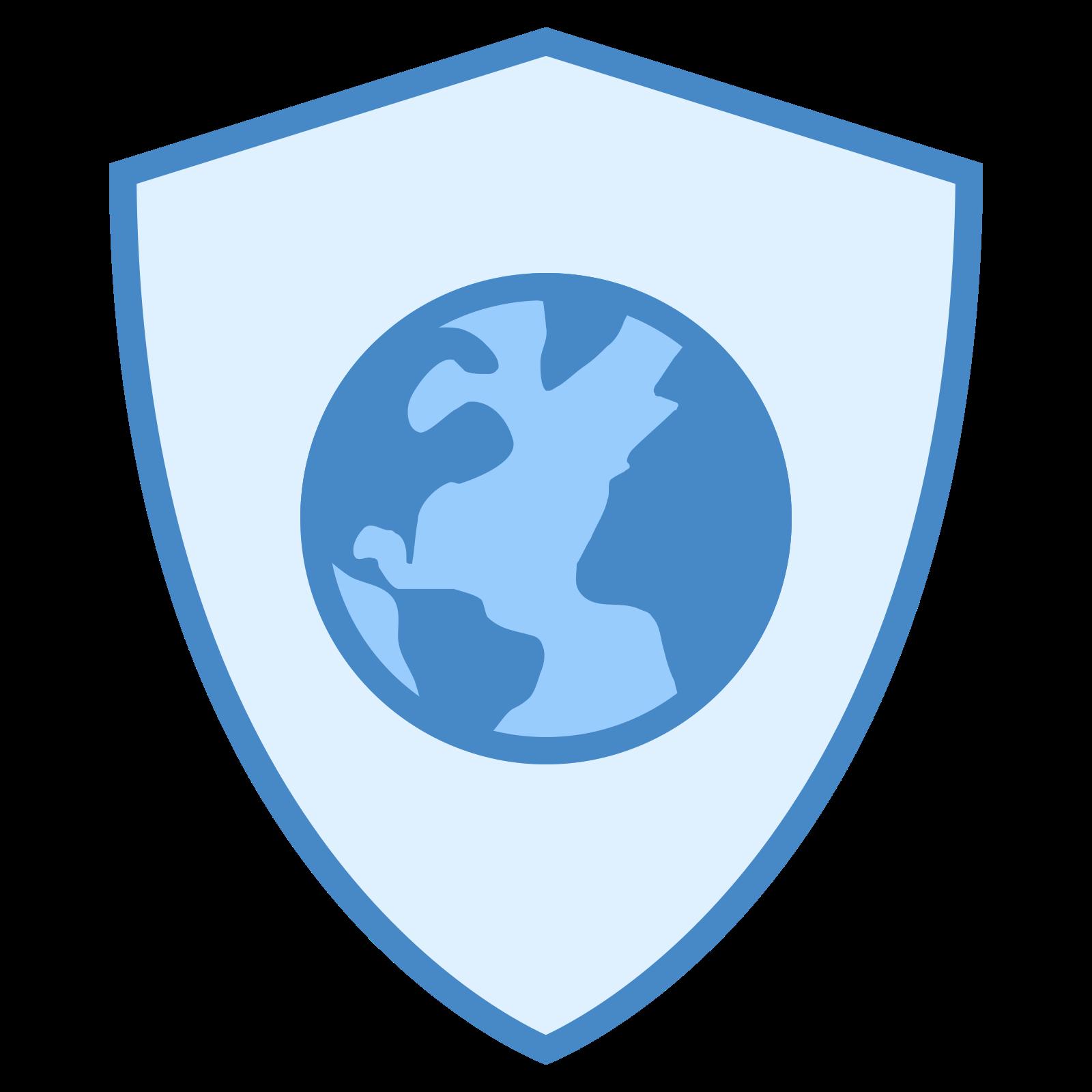 Ochrona sieci WWW icon