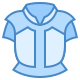 armored breastplate icon