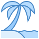 Tropical Island icon