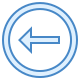 Left Button icon
