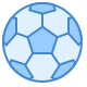 Soccer Ball Outline icon