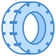 UI azul icon