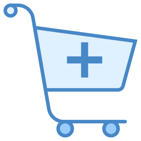 Add Shopping Cart icon