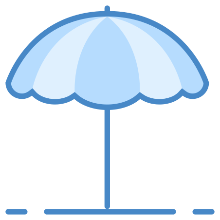 Guarda-sol icon