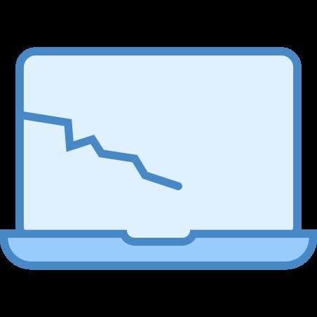 Broken Computer icon