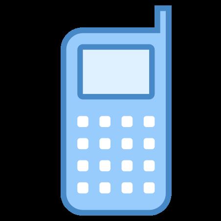 Teléfono celular icon