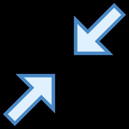 Уменьшить icon