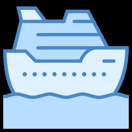 크루즈 선박 icon