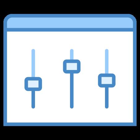 Personalizzare la visualizzazione icon