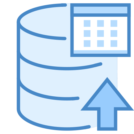 Database Daily Import icon