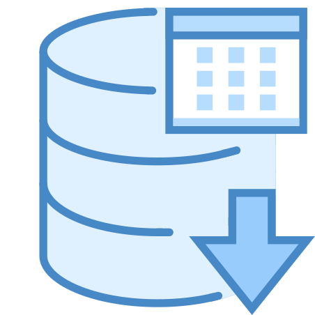 Database Daily Export icon