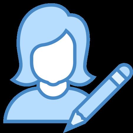 Редактировать пользователя-женщину icon