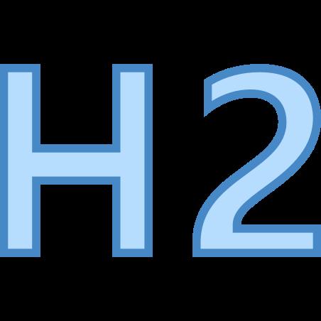 Header 2 icon in Blue UI