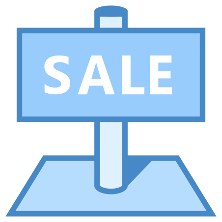 Land Sales icon