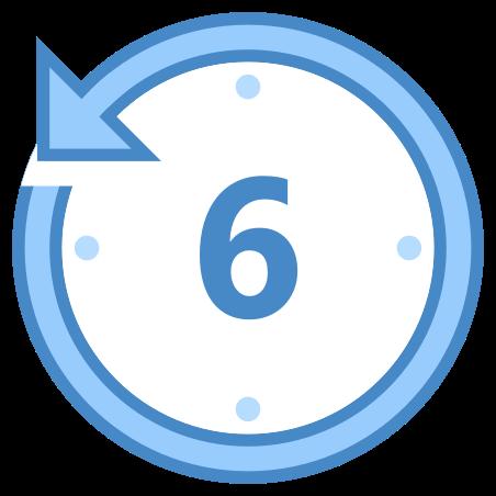 Последние 6 часов icon