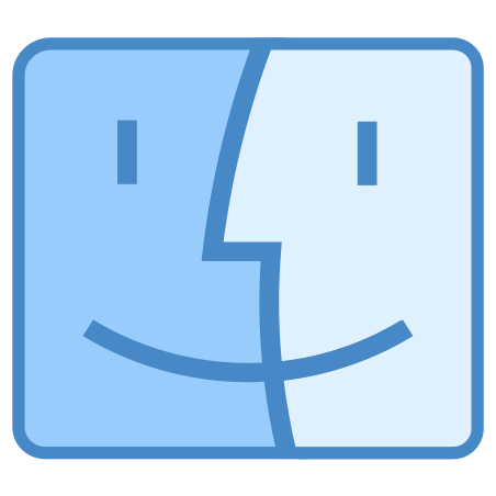 Mac徽标 icon