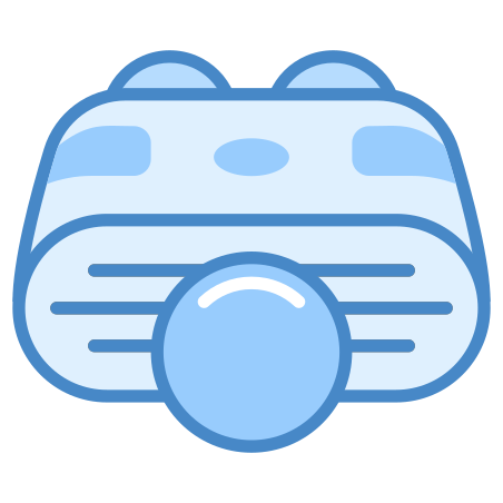Night Vision icon in Blue UI
