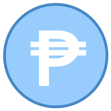 페소 기호 icon