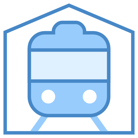 Railway Station icon