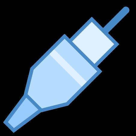 RCA icon in Blue UI
