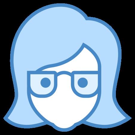 School Director Female Skin Type 4 icon