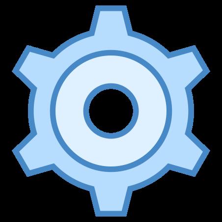Configurações icon