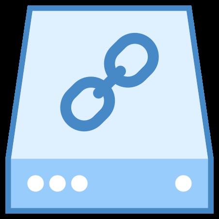 Slave icon in Blue UI