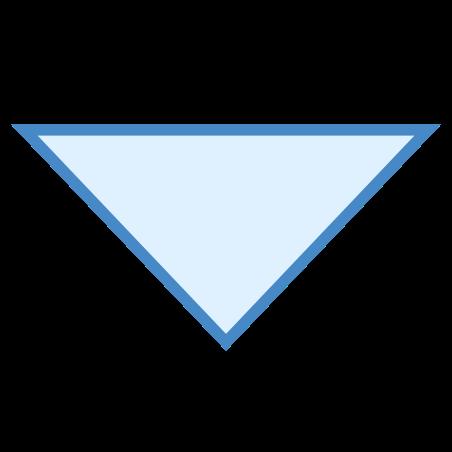 정렬 아래로 icon