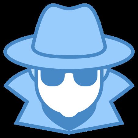 スパイの男性 icon