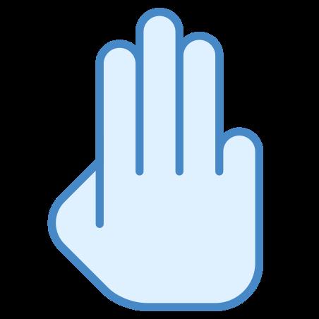 Three Fingers icon