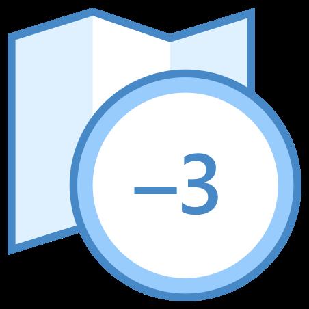 タイムゾーン-3 icon