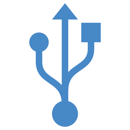 USB Connector icon