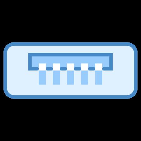 의 USB 마이크로 icon