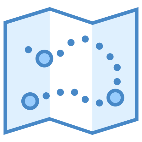 Waypoint Map icon