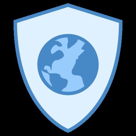 웹 방패 icon